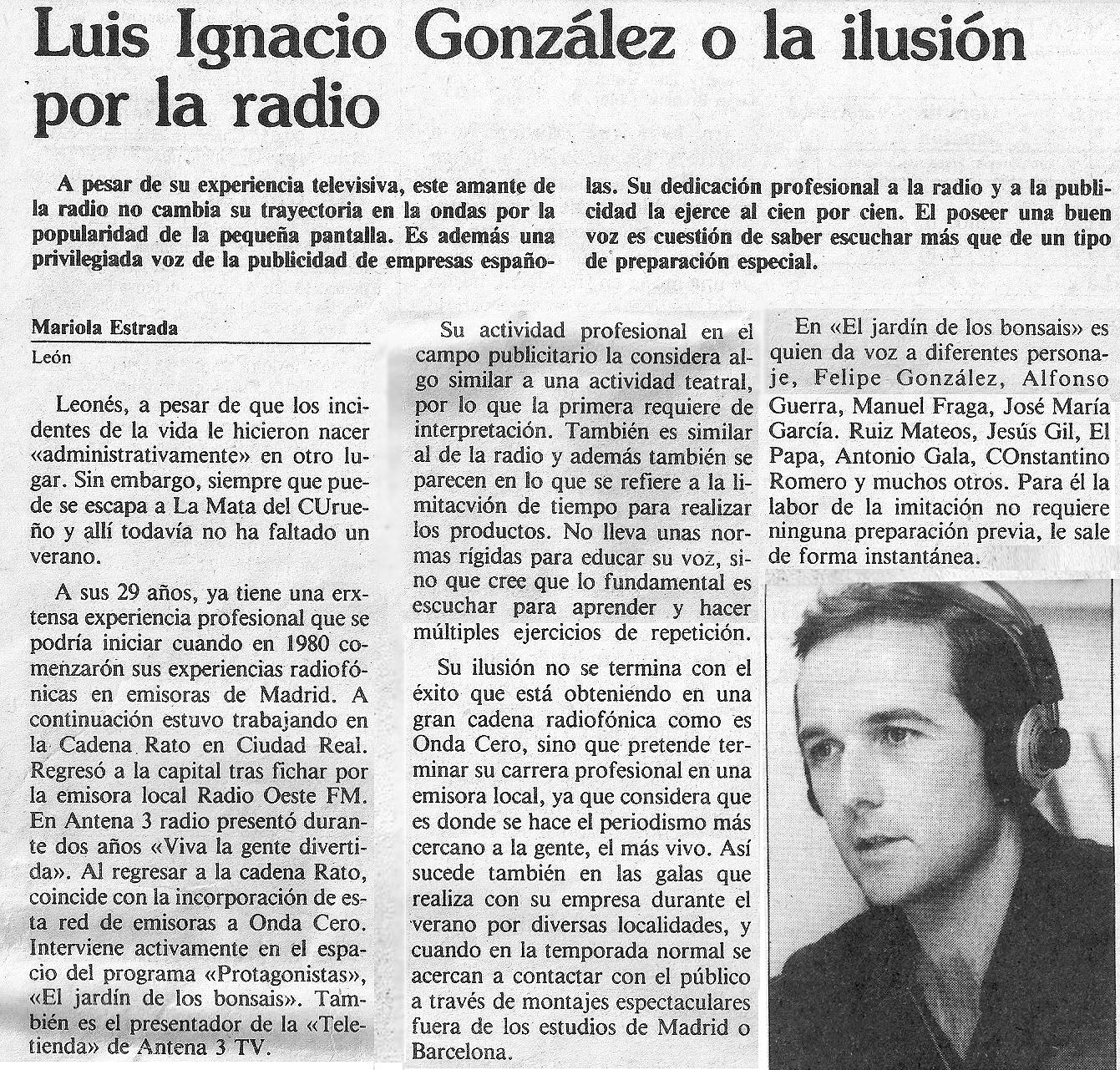 Luis Ignacio González